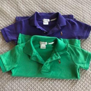 RL shirts